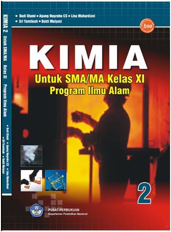 Ebook Kimia Kelas X